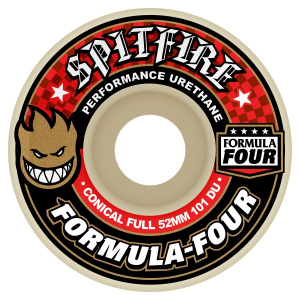 Bilde av Skateboard Hjul - Spitfire 53MM Formular Four 101D Conical Full