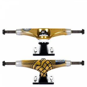 Bilde av Skateboard Trucks -Thunder Hi 147 Hollow Lights Metallic Fade Go