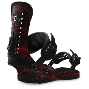 Bilde av Snowboard Binding - Union Force Distressed Red