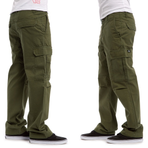 Bilde av Bukser - Dickies New York Dark Olive Cargo