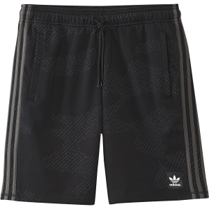 Bilde av Shorts - adidas Chillaxing Aop / Black / Carbon