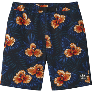 Bilde av Shorts - adidas Sweet Leaf Aerotech Shorts / Multicolor