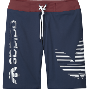Bilde av Shorts - adidas Basic Boardshorts Mystery Blue / Mystery Red