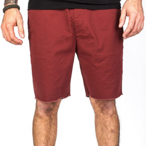 Bilde av Shorts - Brixton Madrid Short Burgundy
