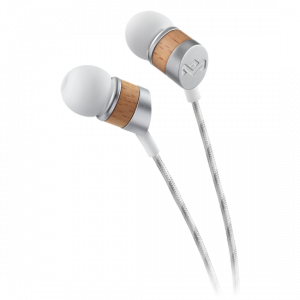 Bilde av Øreplugger - Marley UpLift In-Ear Headphones White
