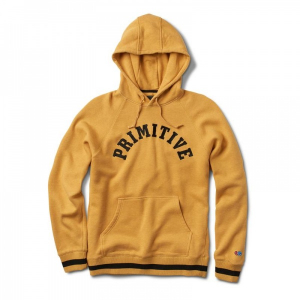 Bilde av Hettegenser - Primitive Ivy League Hoodie / Gold Heather