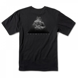 Bilde av T-skjorte - Primitive Elevate Light Weight TEE / Black Heather