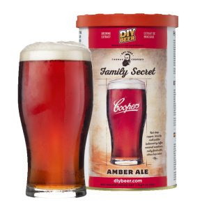 Bilde av Family Secret Amber Ale 1,7kg
