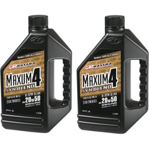 Bilde av Maxum 4 syntetic blend 10W40