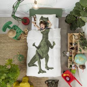 Bilde av Tyrannosaurus Rex Sengesett SNURK