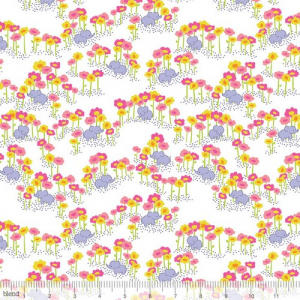 Bilde av Blend Fabrics - Sundaland jungle pink