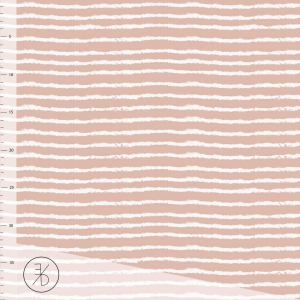Bilde av Elvelyckan - Dusty pink On the line