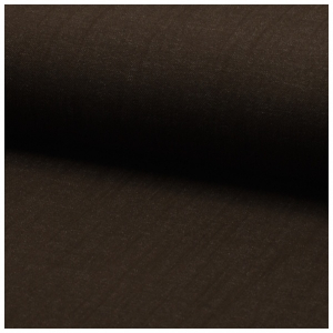 Bilde av Denim slub stretch - Dark Brown