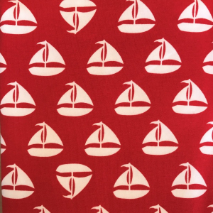 Bilde av Ilja Fabrics - Sailor Red