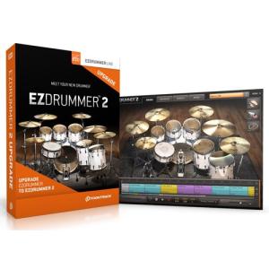 Bilde av EZ Drummer 2.0 trommesoftware