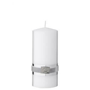 Bilde av Basic lys hvit 14 cm