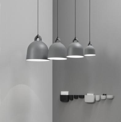 normann copenhagen bell lampe large gr. Black Bedroom Furniture Sets. Home Design Ideas