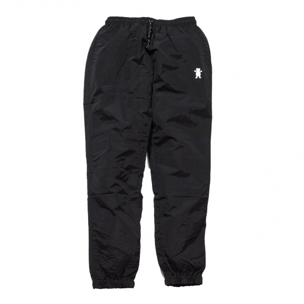 Bukse - Grizzly Griptape Heritage Warm-Up Pant / Black