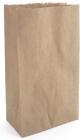 PAPIRPOSE - KRAFT MED BUNN - 12x18.5 cm