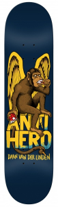 Bilde av Skateboard - Anti Hero 8.06 Daan The Thinker Deck