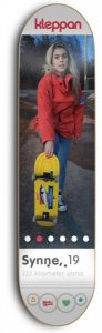 Bilde av Skateboard - Skate Mental 8.0 Swipe Right