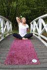 Yogamatte Rose