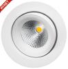 GYRO ISOSAFE MATT-HVIT 6W LED
